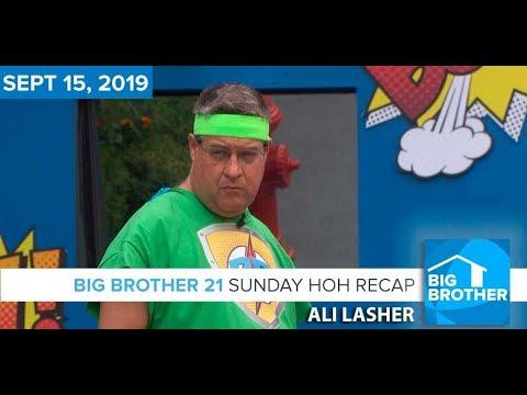 Big Brother 21
