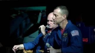 NASA Endeavor Crew at Epcot