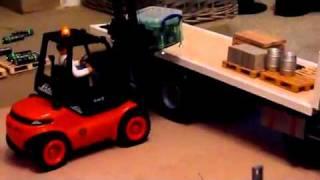 Carson forklift truck rc