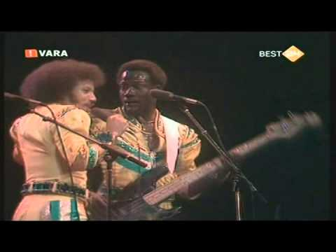 THE COMMODORES With Lionel Richie LIVE IN THE NETHERLANDS