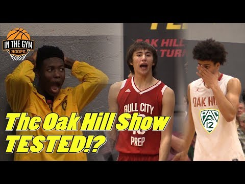 Wait Till You See What Happens Next! Oak Hill Show TESTED vs Bull City Prep!