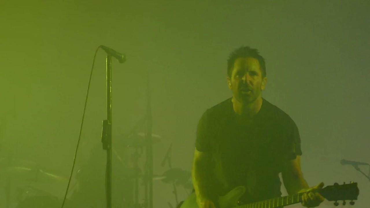 Nine Inch Nails - Reptile (Concert Live - Full HD) @ Olympia - Paris ...