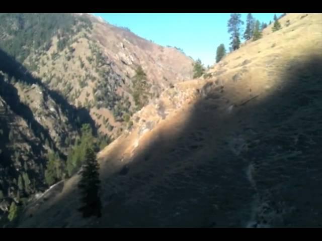 Mail Run, Shepp Ranch 21 Sep 2011