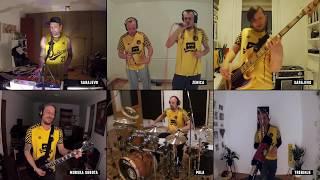 Dubioza Kolektiv - Free.mp3 / The Pirate Bay Song (Live at Quarantine Show)