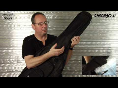 The ChromaCast Padded Gig Bag for Acoustic, Electric and Bass Guitars