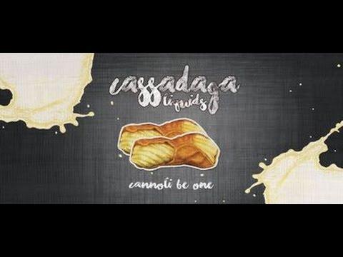 Cassadaga Liquids | Cannoli Be One | E-juice Review