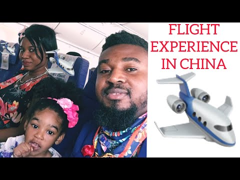 FLIGHT EXPERIENCE IN CHINA | CHINA SOUTHERN AIRLINES | QINGDAO AIRPORT TO GUANGZHOU AIRPORT