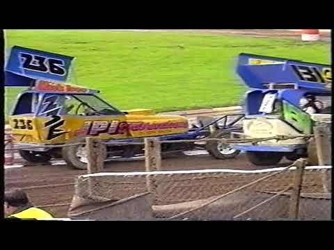 BriSCA Formula 1 Coventry June 6th 1992