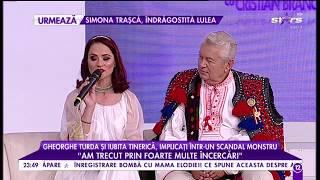 Gheorghe Turda și iubita tinerică, implicați într-un scandal monstru