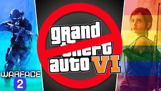 GTA 6 отменили / The Last of Us 2 запретили / Анонс Warface 2