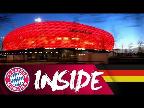 Hinter den Kulissen der Allianz Arena - Teil 2   Inside FC Bayern