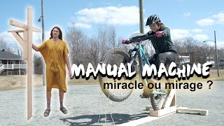 La Manual Machine - Miracle ou Mirage ?