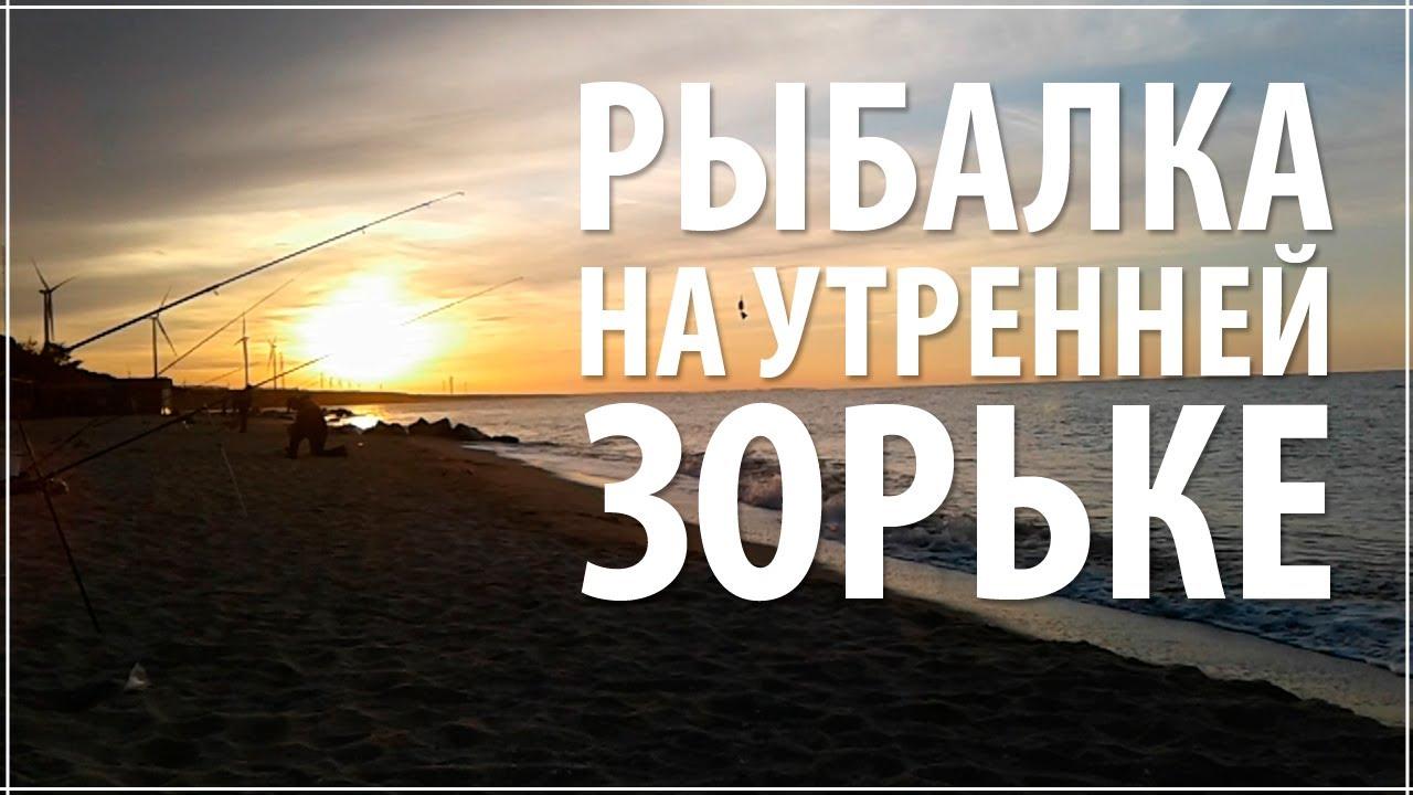 Ловля пеленгаса в Приморске. TRABUCCO МОЖЕТ!