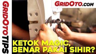 Mengungkap Rahasia Bengkel Ketok Magic | GridOto Tips