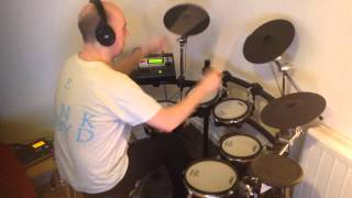 Foreigner - I Want To Know What Love Is (Roland TD-12 Drum Cover)