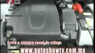 Suzuki Sx4 Contra Mitsubishi Lancert
