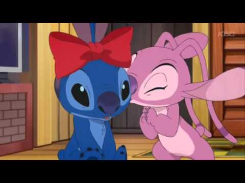 Stitch, Angel, Sonic, and Amy Naturally from YouTube · Duration:  3 minutes 33 seconds