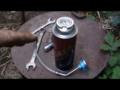 видео: Нестандартная заправка кондиционера газом