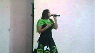 KEILA QUINTERO- MI GUSTO ES; EN OCAMPO, COAHUILA 2010