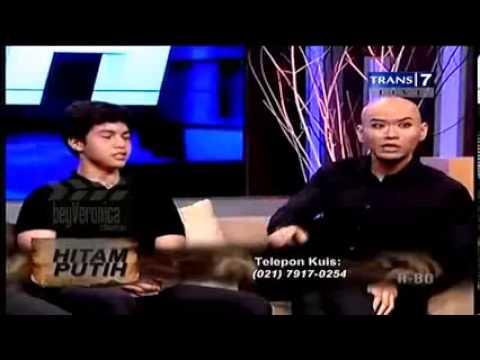 Hitam Putih Al & El Anak Ahmad Dhani Sebut Farhat Abbas Banci!!  21 November 2013