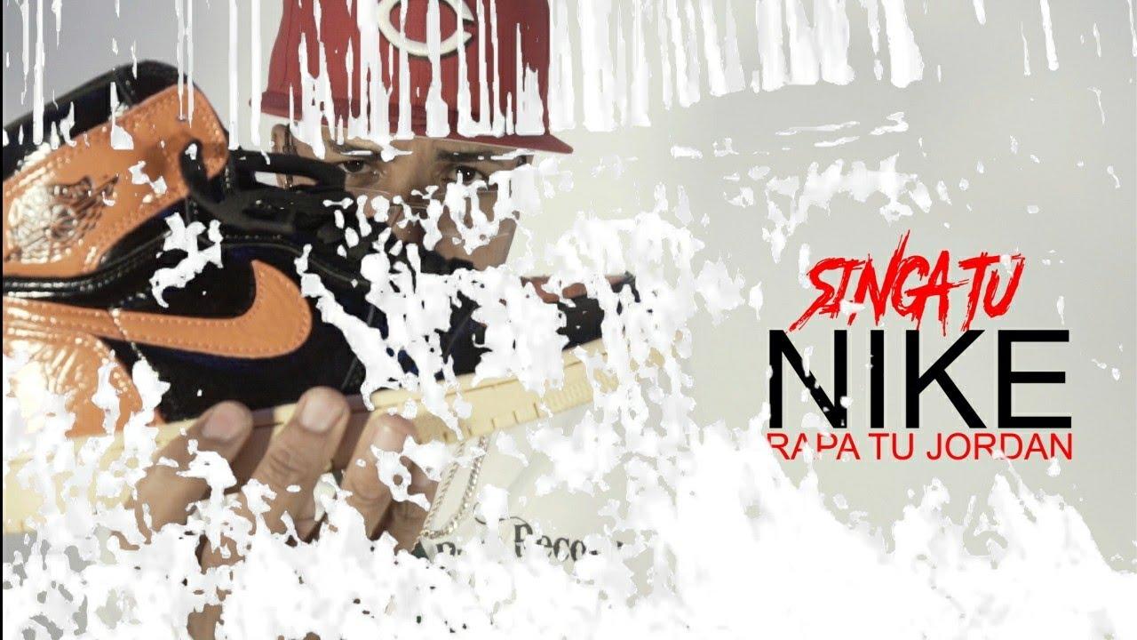 Singa Tu Nike (Rapa Tu Jordan) El Karma 47 ❌ Figgary La Vuelta