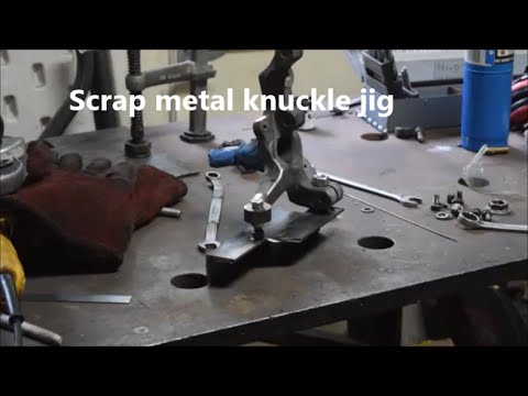 How I build jigs for modding knuckles