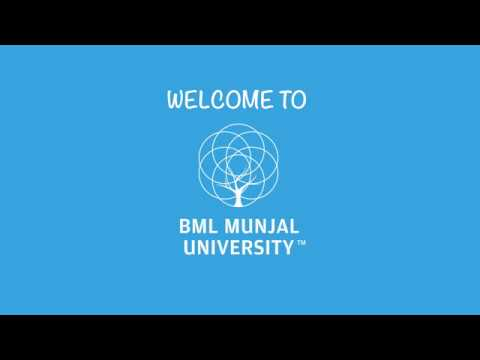 BML Munjal University - Founded By HERO Group