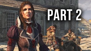 Assassin's Creed Rogue Remastered Gameplay Walkthrough Part 2 - TINKER SAILOR SOLDIER SPY