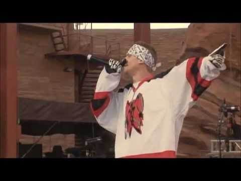 Axe Murder Boyz-Redrum Where I'm From-Live at Red Rocks-HD