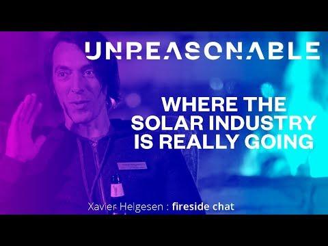 Where the Solar Industry Is Going   Xavier Helgesen