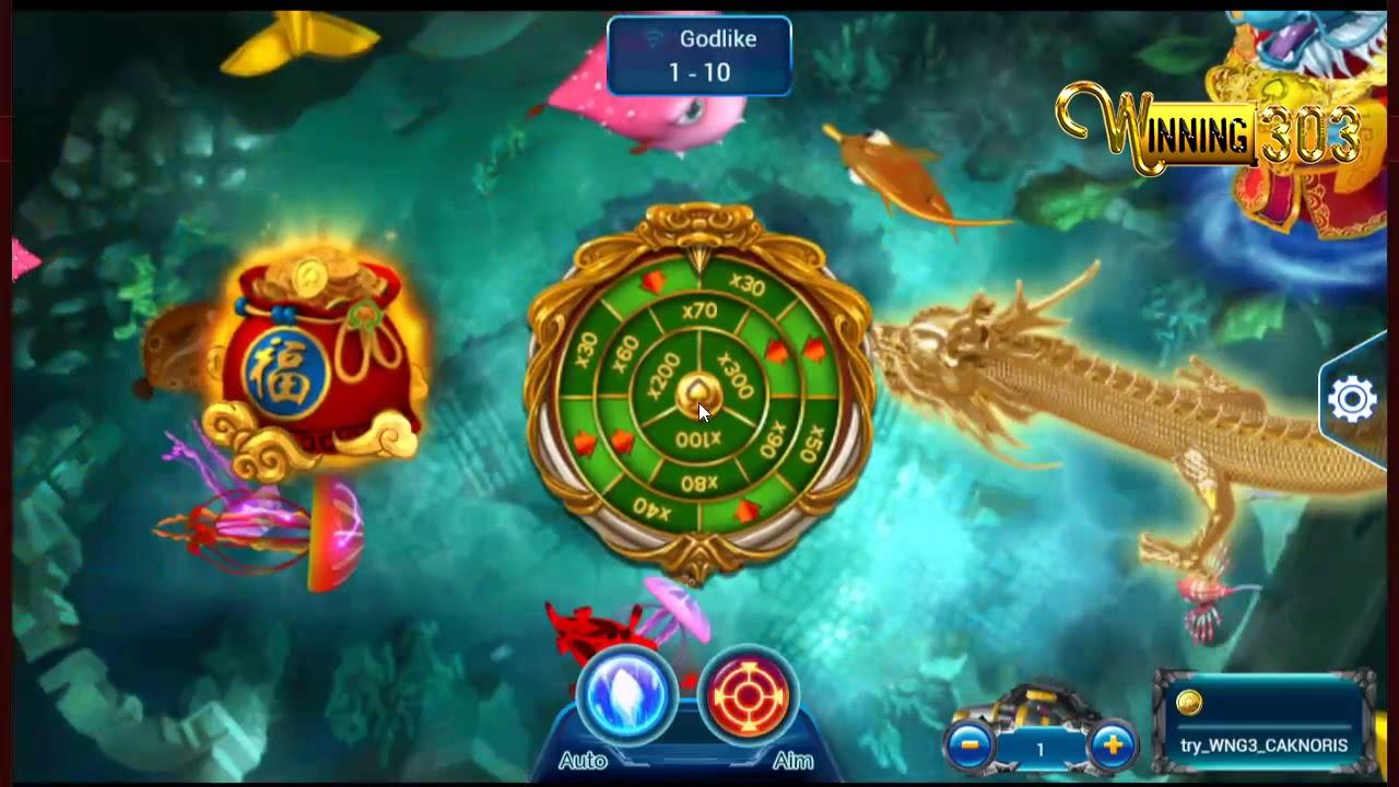 Jenis Game Tembak Ikan