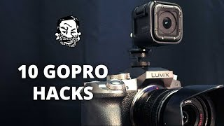 10 GoPro Hacks for MTB and Beyond