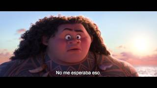 Moana: Un mar de aventuras (Subtitulada) - Trailer