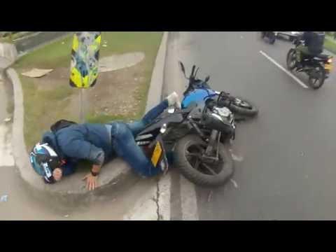 Accidente Exito de Suba
