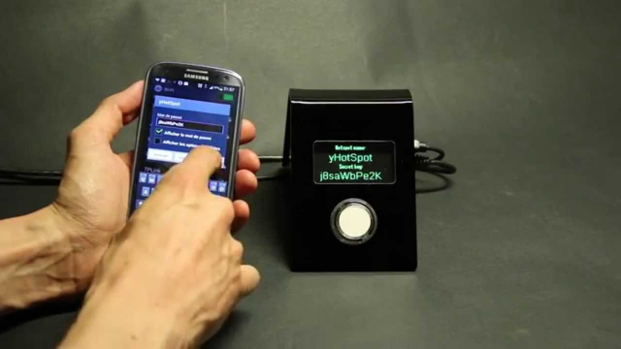 On-demand WiFi hotspot using a TP-Link MR3020 running OpenWrt
