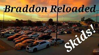 Braddon Reloaded 2018 Car Meet/Cruise And XR6 Turbo Skids