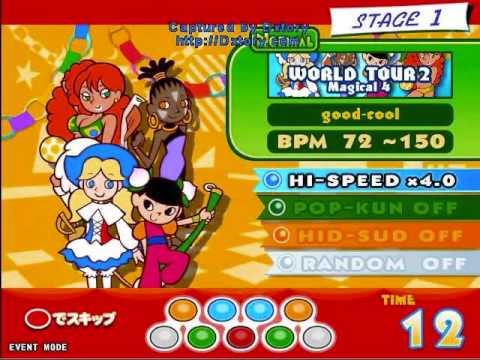POP'N MUSIC 16 - WORLD TOUR 2 - MAGICAL 4 - good-cool