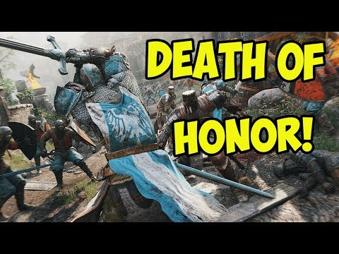 SPITTING ON HONOR IN FOR HONOR!