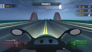 Road driver | moto racing game | motorcycle traffic racing game