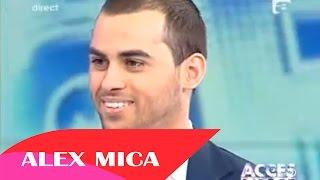 """Alex Mica vorbește despre """"Dalinda"""" la Acces Direct (Antena 1)"""