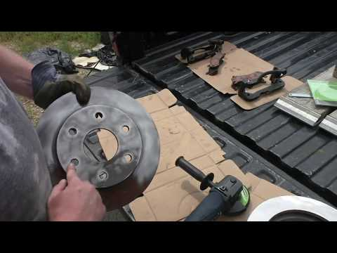 How to Clean Your Brake Rotors At Home - Thegaragely.com