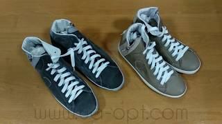 Чоловіча шкіряна взуття оптом 16,9 €/пара лот #272