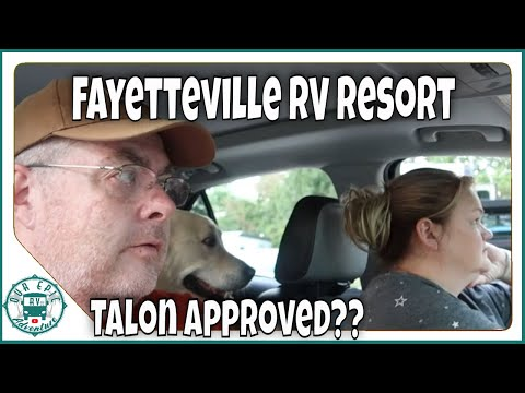 Looking For A Campground Near Fort Bragg?  Check Out Fayetteville RV Park In Wade, NC!