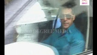 Salman Khan leaving from court in 2002 hit and run case - to appear again on July 24 2013