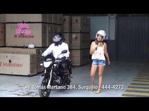Ultramotor Test Drive - Vida Divina - Haojue - Willax Television