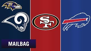 Biggest Remaining Threat to a First-Round Bye | #RavensMailbag