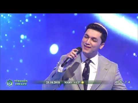 Azat Dönmezow - Akja ýüzleri   2018 (Konsert)