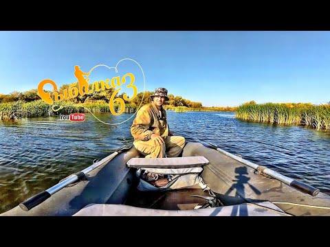 Рыбалка в щучьем затоне, спиннинг осенью 2019