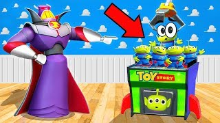 TOY STORY Infected PROP HUNT *NEW* Game Mode in Fortnite Battle Royale