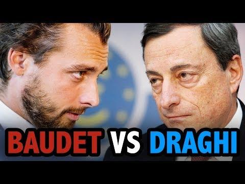 Thierry Baudet (FvD) vs. Mario Draghi (ECB)  - 11 mei 2017